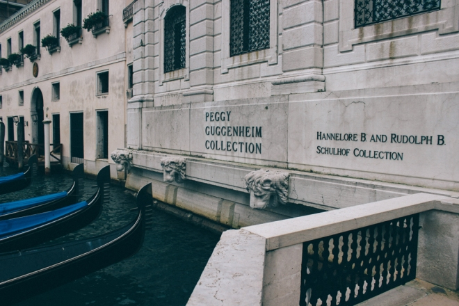 Peggy Guggenheim Collection /  © 2014 Amy Amato